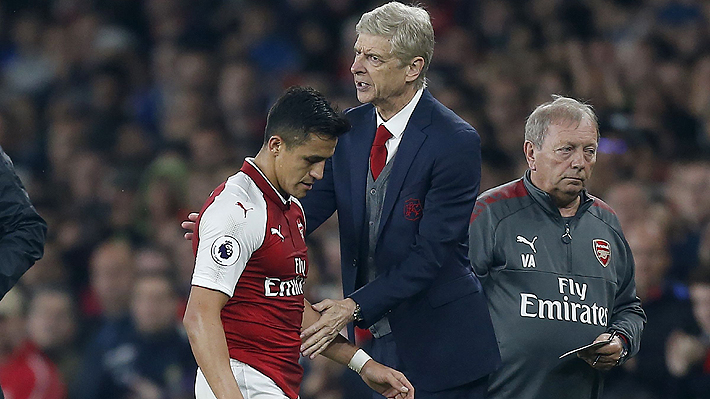 """Wenger afirma que Alexis """"desestabilizó"""" al camarín del Arsenal e insinúa que se fue al United sólo por dinero"""