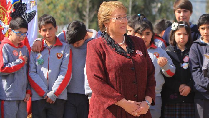 Presidenta Michelle Bachelet promulga hoy Ley que crea la Defensoría de la Niñez