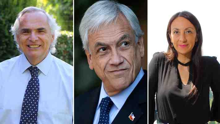 Las opciones que surgen para el gabinete de Piñera. ¿Qué te parecen los nombres?