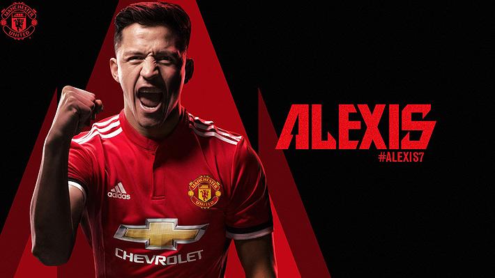 Finalmente ya es oficial: Alexis Sánchez es anunciado como nuevo refuerzo del Manchester United