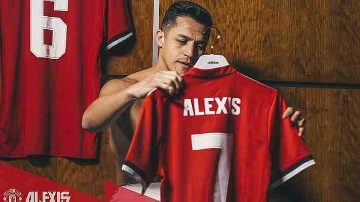 """Referentes y jugadores del United le dan la bienvenida a Sánchez: """"Sabía que querías venir"""""""