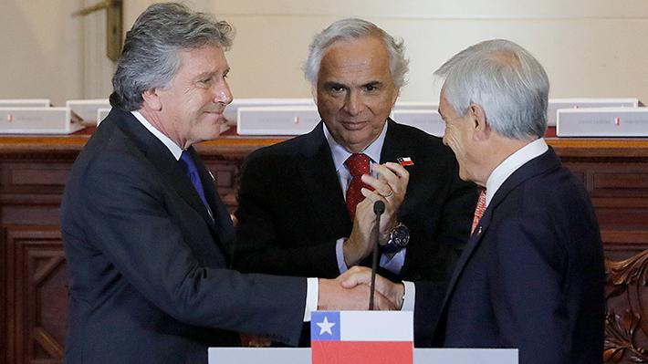 Piñera recurre a la experiencia con un gabinete integrado por seis ex ministros y siete ex parlamentarios