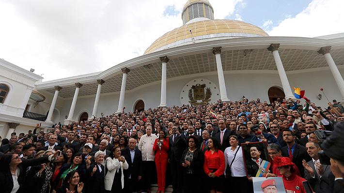 Venezuela: Asamblea Constituyente convoca a elecciones presidenciales para antes del 30 de abril