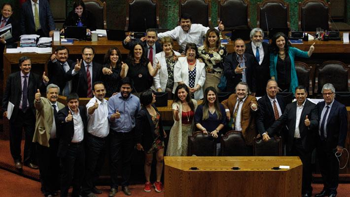 Diputados aprueban proyecto de universidades estatales y es despachado del Congreso