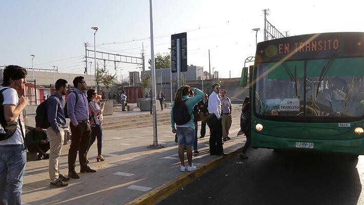 TDLC ordena al Ministerio de Transportes suspender licitación del Transantiago