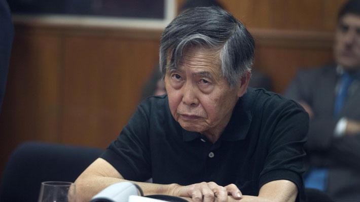 Tribunal comunicará en 15 días más si indulto a Fujimori lo dejará fuera de juicio por matanza de Pativilca