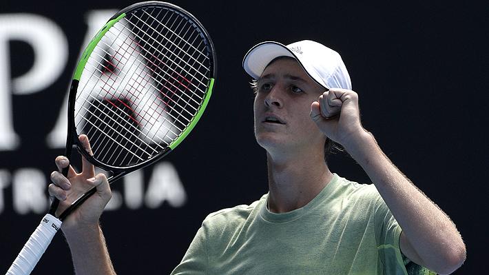 """Hijo de Petr Korda, quien ganó la final de Australia al """"Chino"""" Ríos en 1998, se lleva el mismo torneo, pero en juveniles"""