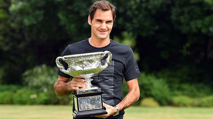 1.139 triunfos: Los espectaculares números con los que Federer agiganta su leyenda