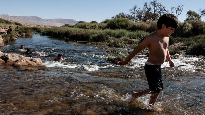 Estudio revela que río Loa en Calama es el más contaminado del país