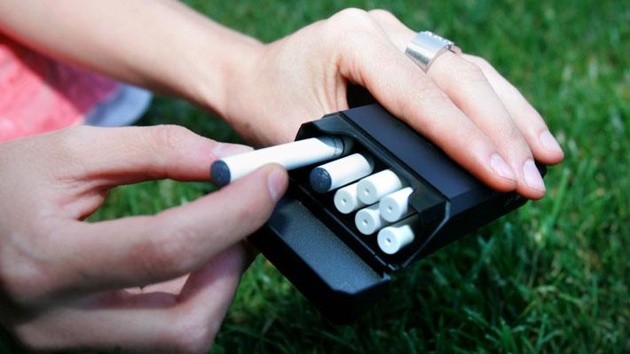 Cigarro electrónico podría aumentar riesgos de cáncer y enfermedades cardíacas