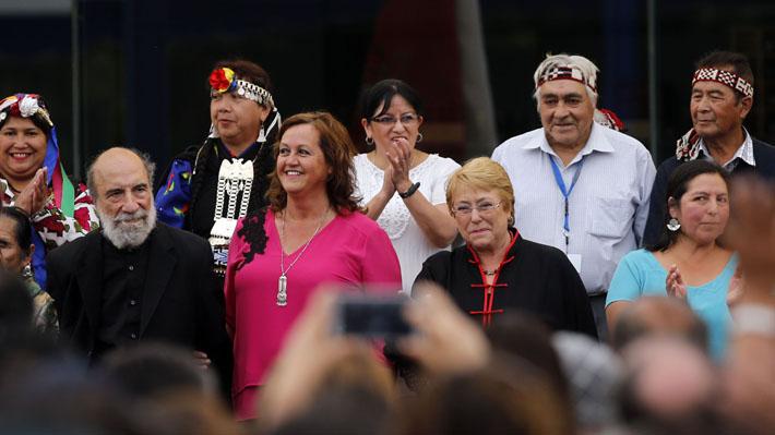 """""""Operación Huracán"""": Bachelet llama a no sacar conclusiones apresuradas """"antes de agotar las investigaciones"""""""