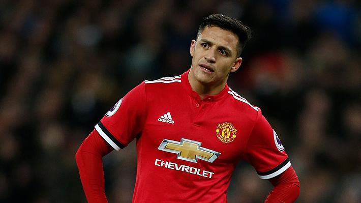 """El inesperado problema que le provocó al United el """"grotesco"""" sueldo que gana Alexis"""