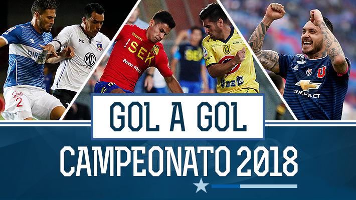 Mira cuándo juega la U y sigue el gol a gol del Campeonato Nacional: Colo Colo ganó a Antofagasta