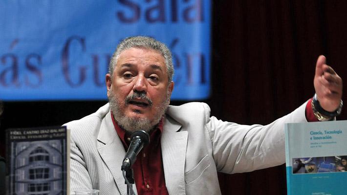 A los 68 años fallece Fidel Castro Díaz-Balart, hijo mayor del líder de la revolución cubana