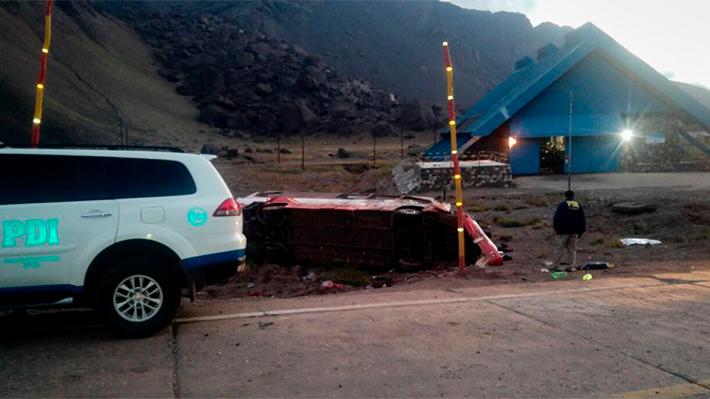 Testigo relata cómo fueron las horas que siguieron al accidente del bus chileno en Argentina