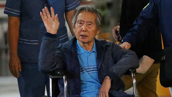Corte de DD.HH. analiza el cumplimiento de sentencias contra Alberto Fujimori