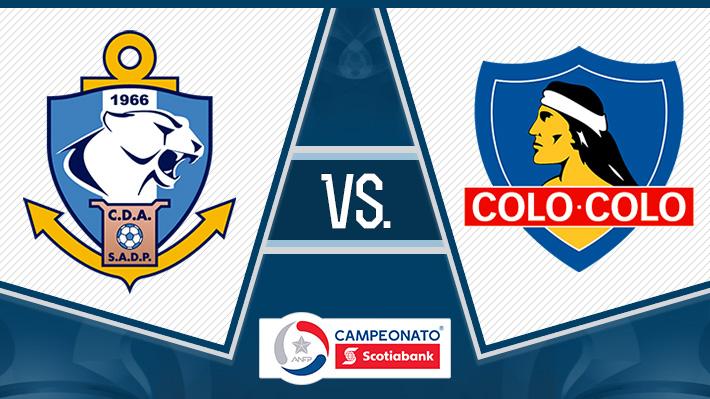 ¡En vivo! Colo Colo gana a Antofagasta en su debut con dos goles de Esteban Paredes