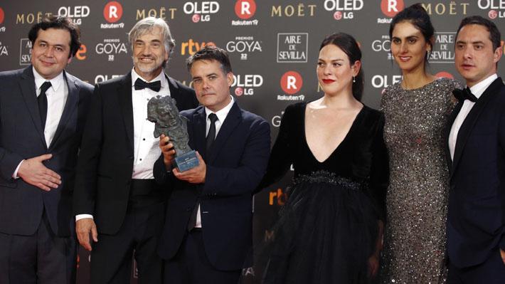 """Se quedó con el Goya: Los premios que ostenta """"Una Mujer Fantástica"""" a un mes de su arribo a los Oscar"""