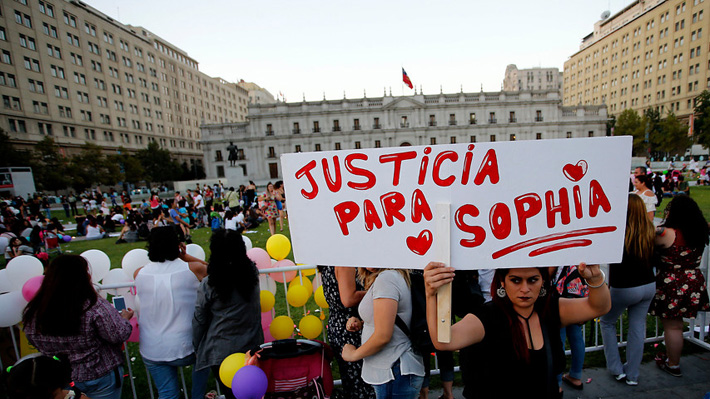 Diputados UDI pedirán a Piñera plebiscitar la pena de muerte tras caso Sophia en Puerto Montt