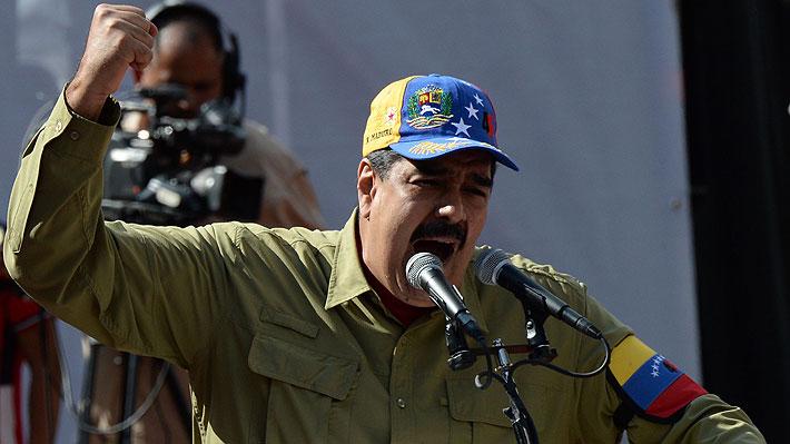 """Nicolás Maduro y posibles sanciones petroleras de EE.UU.: """"Estamos preparados para ser libres y nadie nos va a detener"""""""