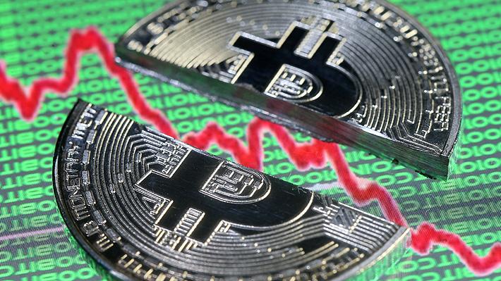 Bitcoin en picada: Su capitalización pierde US$100.000 millones en nueve días