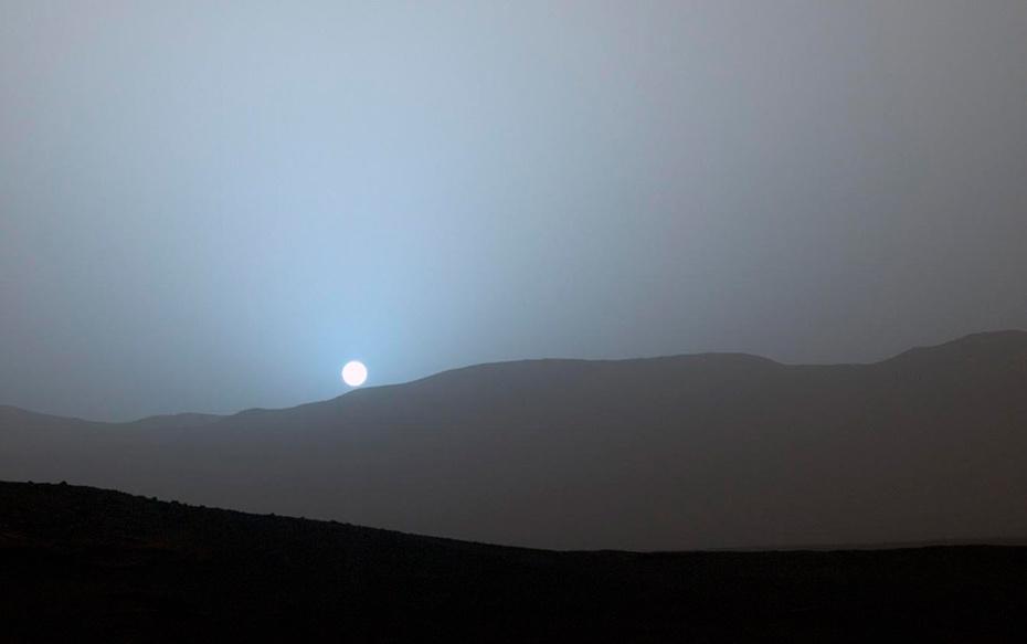 Galería: Recuento de imágenes del Curiositity durante sus 2.000 días en Marte