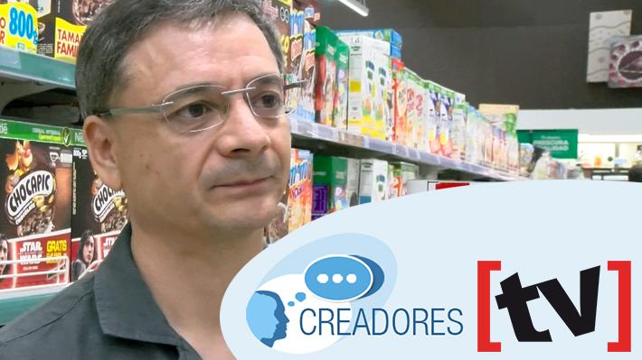 #Creadores: Álvaro Soto, el ingeniero civil que creó un robot para los supermercados