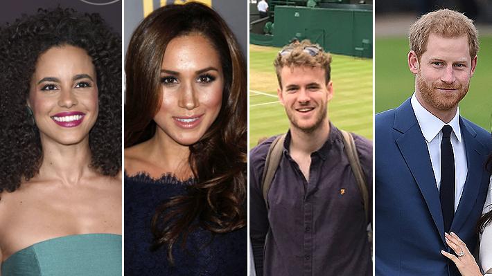 Desde Kensington a Hollywood: La historia de Harry y Meghan será película, y estos serán sus actores