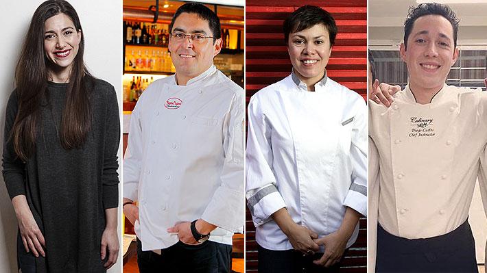 ¿Es machista el mundo de la gastronomía en Chile? Cuatro chefs nacionales responden