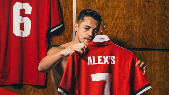 United celebra: Fichaje de Alexis tuvo mayor repercusión que Neymar en redes sociales y es récord en venta de camisetas