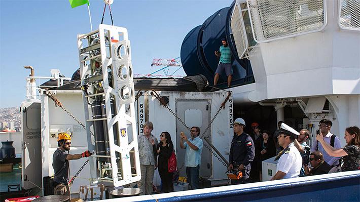 El nuevo objetivo de la oceanografía mundial: La Fosa de Atacama