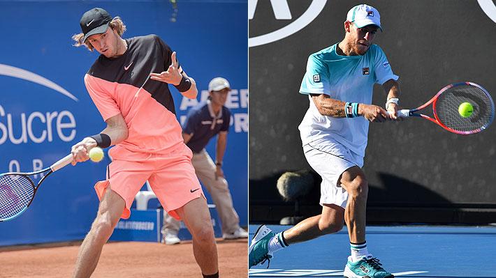 Expertos argentinos creen que gran momento de Jarry le puede dar a Chile una sorpresiva victoria en Copa Davis