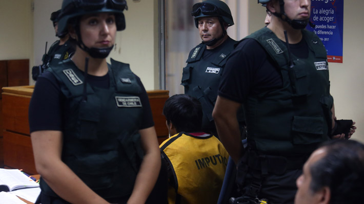 Tribunal extiende hasta el martes detención de presunto secuestrador de Emmelyn Canales