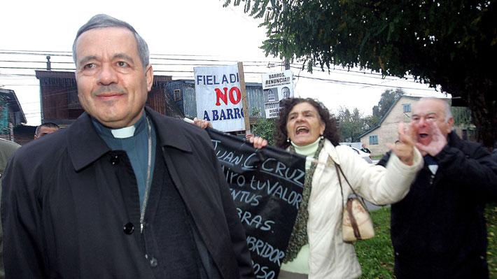Enviado por el Papa para indagar eventual encubrimiento de Barros se reunirá con Laicos de Osorno