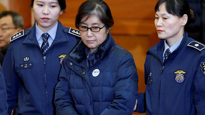 """Tribunal surcoreano condena a 20 años de cárcel a la """"Rasputina"""""""