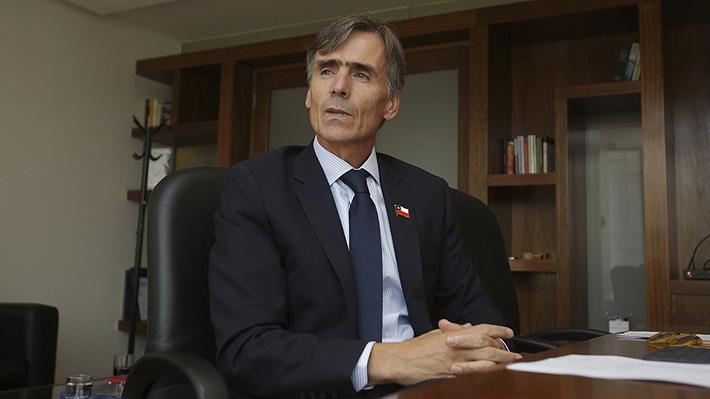 Futuro ministro de Economía y Dominga: Debe seguir cauces institucionales y ver si puede ser rescatado