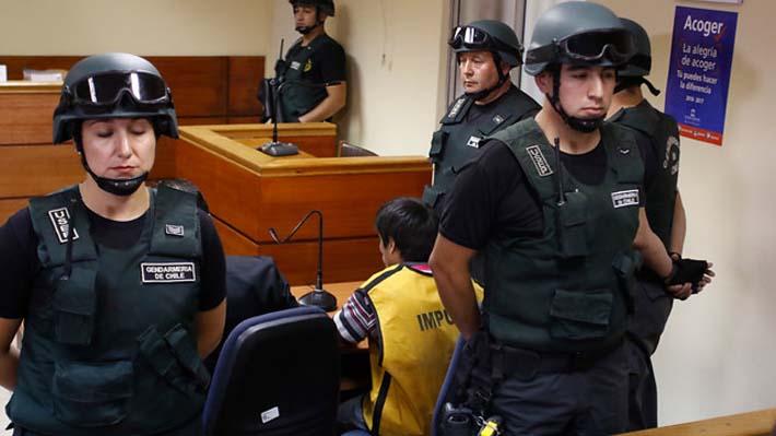 Desaparición de Emmelyn: Presunto secuestrador será formalizado a las 15:00 horas por sustracción de menor de edad