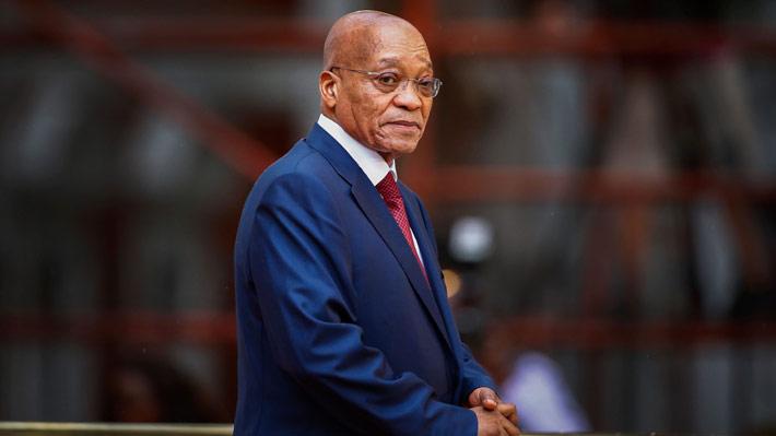Poligamia, taparrabos y corrupción: Los escándalos que han marcado el curioso estilo del Presidente de Sudáfrica