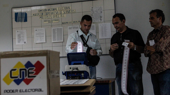 Embajada de Venezuela en Chile anuncia inscripción de votantes para elección presidencial de abril