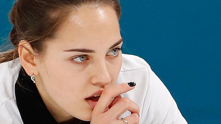 Anastasia Bryzgalova, la jugadora rusa de curling que todos piensan debería ser modelo