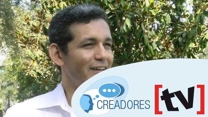 #Creadores: Richard Escalona, desde Venezuela con sus dibujos que rescata el espíritu de las personas