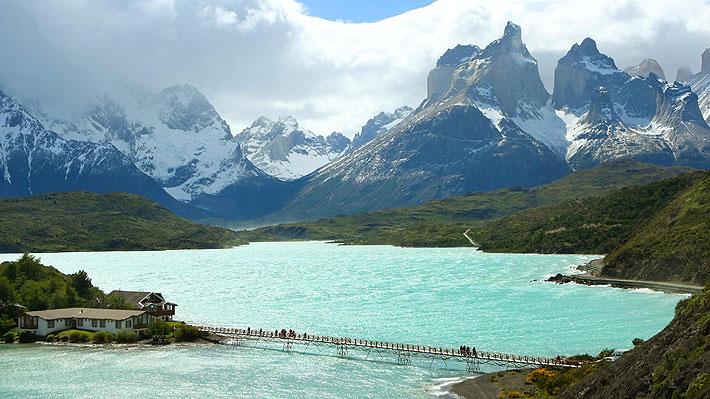 Lago chileno figura como uno de los 10 más hermosos del mundo en ranking de medio italiano