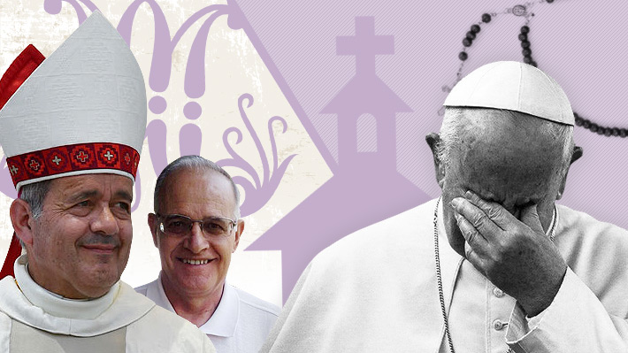 Los casos de abuso sexual que complican a la Iglesia chilena: Cuáles son las denuncias y en qué están los procesos