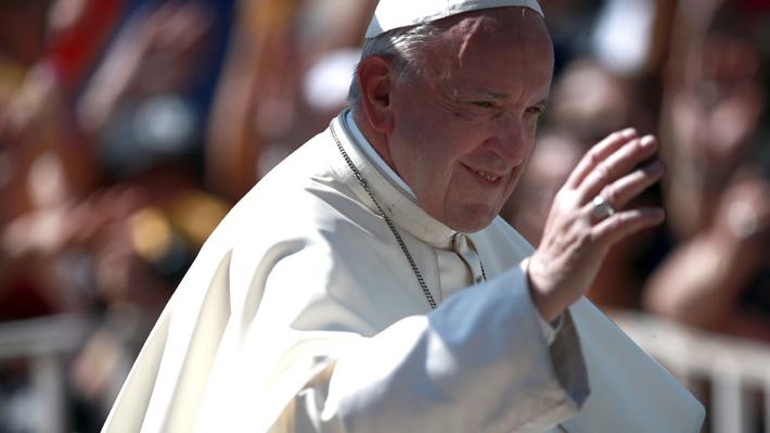 """Papa Francisco aseguró estar en """"lista de espera"""" para que lo hagan santo"""