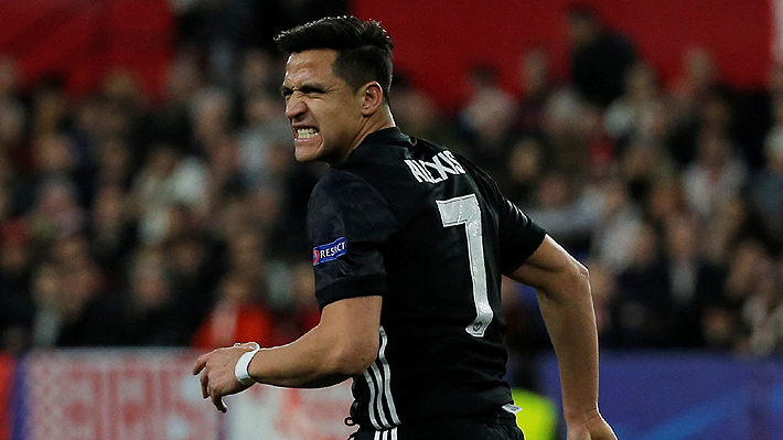 """""""Su actuación más preocupante, frustrado, sin imaginación"""": Críticas a Alexis por su debut en la Champions con el United"""