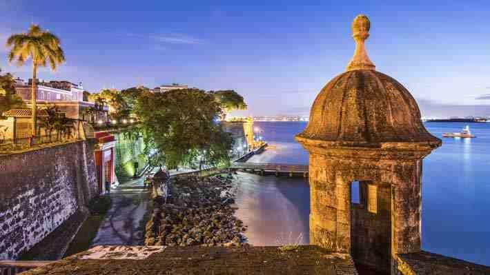 Recorre en 360° y disfruta del Viejo San Juan de Puerto Rico