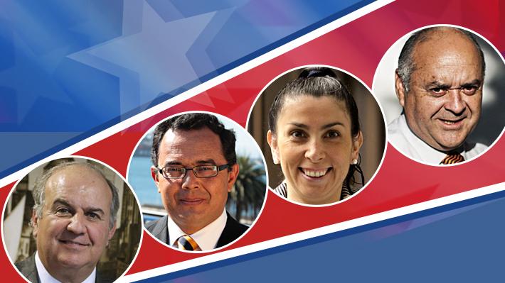 Conoce quiénes son los intendentes designados por Sebastián Piñera para su gobierno