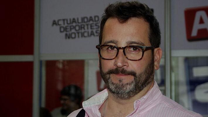 Eduardo Fuentes revela que padece cáncer a la tiroides y que será intervenido este martes