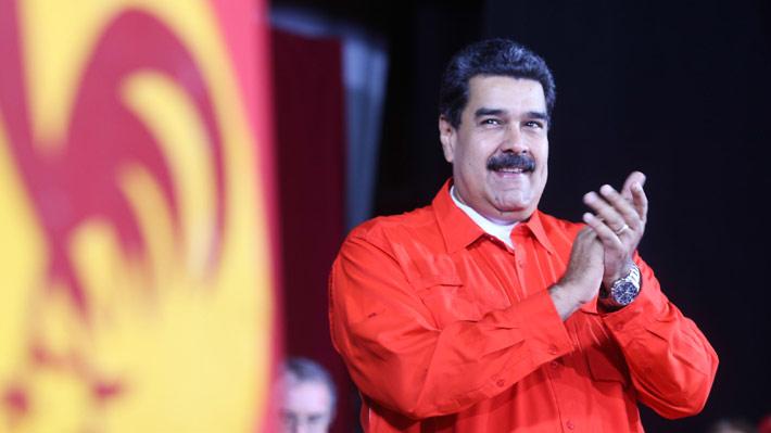 Maduro formaliza ante Consejo Electoral su candidatura a la reelección en Venezuela