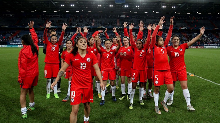 """Conoce el grupo que tendrá la """"Roja"""" en la Copa América Femenina que se disputará en Chile"""